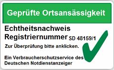 Münsteraner Schlüsselnotdienst